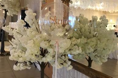 6ft Artificial Blossom Trees